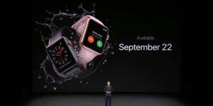 """明日はいよいよ""""Apple Watch3""""が発売!買うべき買わないべき??"""