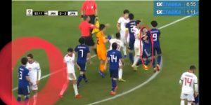 【謎が解けない!】昨日のサッカーイラン戦(アジアカップ)のMVPは??